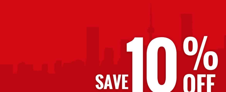 Pest Control Discount Toronto