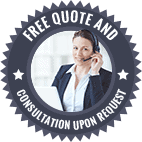 Free Quote and Consultation Upon Request