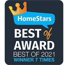 HomeStars 7 Times Winner Pest Control Ottawa